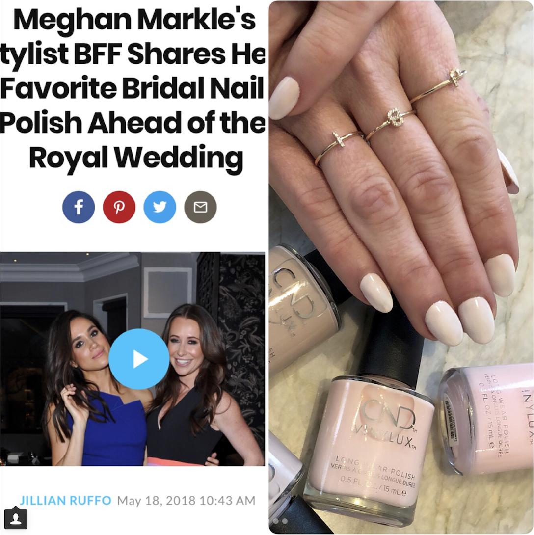 People Com Feature Meghan Markle S Stylist Jessica Mulroney